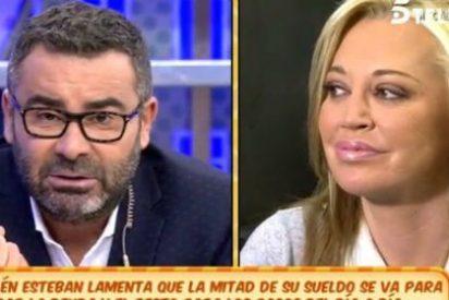 Jorge Javier Vázquez eleva a los altares a Belén Esteban y atiza sin piedad a Toño Sanchís