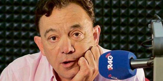 """José Antonio Abellán 'el Baby': """"Carlos Herrera no habría fichado por COPE sin sus 200 emisoras pirata"""""""