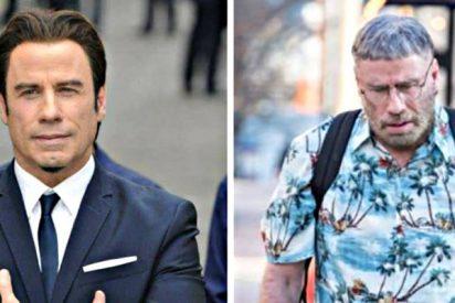 'Moose': La bestial metamorfosis del 'acosador' John Travolta para su nueva película