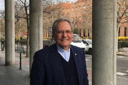 """Juan Carlos Pérez Godoy: """"La Iglesia jamás debe dejar el mundo de la escuela. Es fundamental"""""""