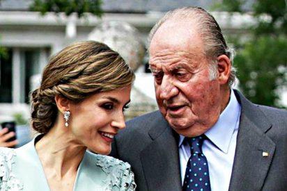 Juan Carlos no dejó entrar a Letizia en su visita al hospital