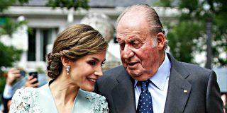 La demoledora lección del Rey Juan Carlos a su nuera tras el feo desprecio a la Reina Madre