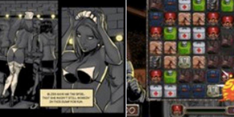 Microsoft bloquea compartir capturas pornográficas de este juego que vende en su propia tienda