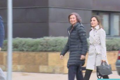 La Reina Letizia y Doña Sofía reaparecen juntas para acabar con la polémica