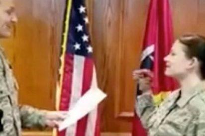Sancionados tres militares de EEUU por jurar el cargo con una marioneta