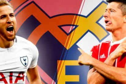 "El Real Madrid busca al ""killer total"": Kane y Lewandowski"