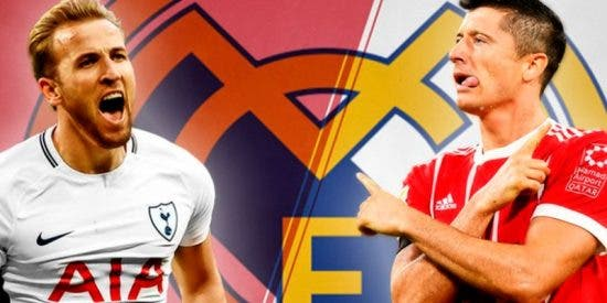 "El Real Madrid busca al ""killer total"": Kane y Lewandowski"