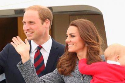 Kate Middleton y el príncipe Guillermo desvelan el nombre de su tercer hijo