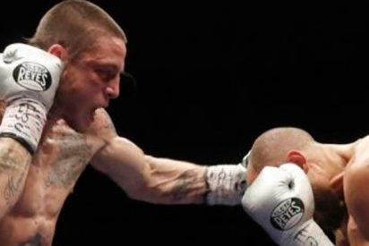 Kerman Lejarraga se proclama campeón de Europa del peso welter