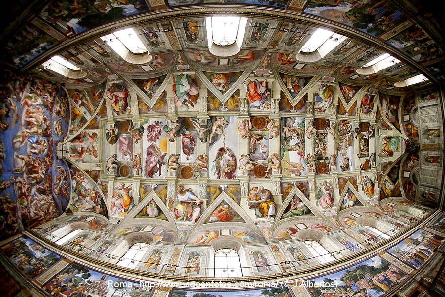El Vaticano Disfruta De Una Visita Virtual A La Capilla Sixtina Periodista Digital