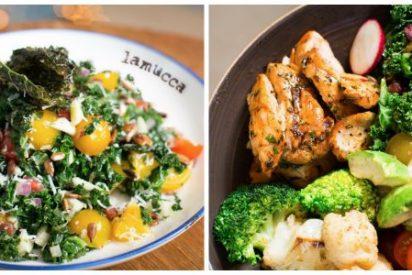 Pásate a lo 'healthy': Poke, Kale y Buddha Bowls