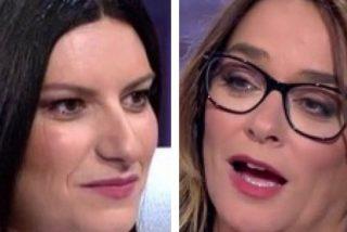 Laura Pausini saca del armario públicamente a Toñi Moreno