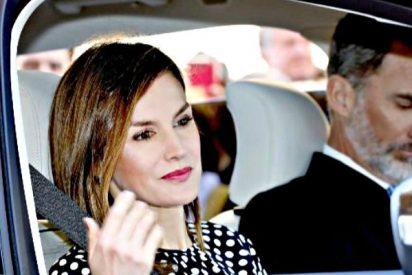 A la Corona española, el Rey, la Reina y toda la familia, les han 'hecho un Sálvame'
