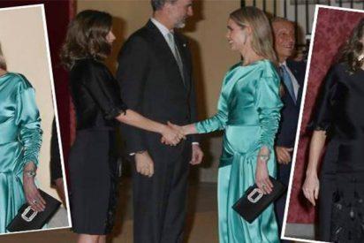 La complicidad de la Reina Letizia con Cayetana Guillén Cuervo