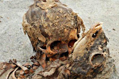 Matanza ritual: descubren en Perú los restos del mayor sacrificio de niños del mundo