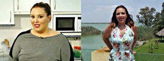 Lorena Edo (GH 14) pierde 60 kilos y pilla un cabreo monumental porque el mérito se lo atribuya un adelgazante