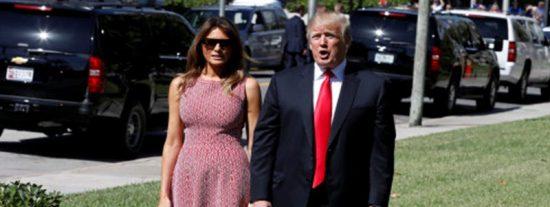 Moda: Este vestido de Melania Trump ya se ha agotado en las tiendas