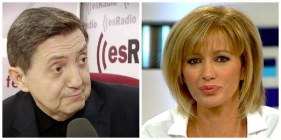 """Losantos replica al ataque de Griso: """"Analfabeta, tú has ayudado a separatistas y chorizos de laSexta"""""""