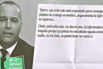 Carlos Lozano abandona 'Sálvame' como alma que lleva el diablo
