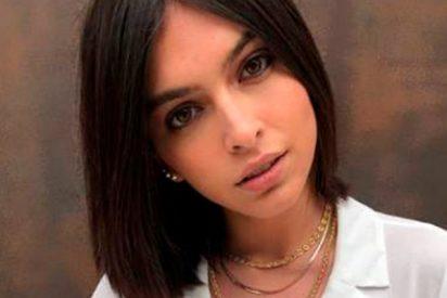 La transparencia estudiada que muestra el pezón de Lucía Rivera