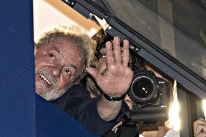 Lula se atrinchera en la sede del sindicato y no se entrega para ir a prisión