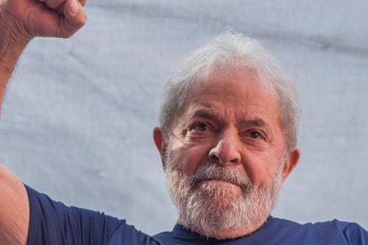 Cientos de personas exigen la liberación del ex presidente de Brasil