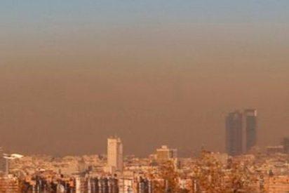 ¿Sabías que Madrid emite el doble de gases de efecto invernadero de los que se contabilizan?