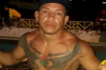 Asesinan bestialmente a este luchador brasileño delante de su mujer y su hijo
