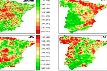 Científicos españoles vinculan los metales del suelo con la mortalidad por cáncer