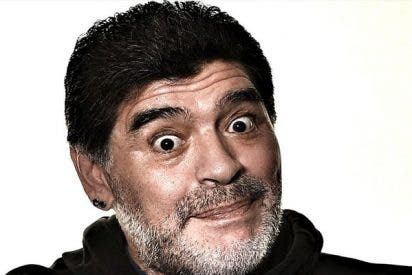 """Maradona: """"A Messi lo veo fantástico"""""""