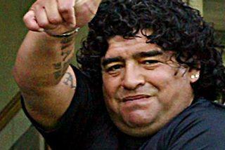 La loca, ilegal y peligrosa dieta de Maradona que le puso todavía mucho más gordo