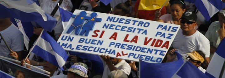 Los obispos dan un mes a Ortega para cumplir con los acuerdos de un diálogo en Nicaragua