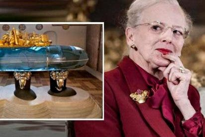 Así es la faraónica tumba de tres millones de euros de Margarita de Dinamarca