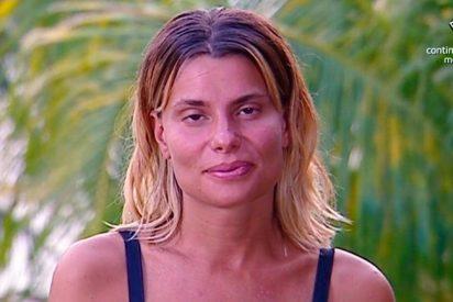 Maria Lapiedra tira la toalla y abandona 'Supervivientes'