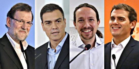 'Sondeo Pedrojota': Ciudadanos ya saca 20 escaños al PP y 30 al PSOE