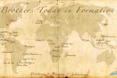 La 'cantera' marista por el mundo: 108 novicios en los cinco continentes