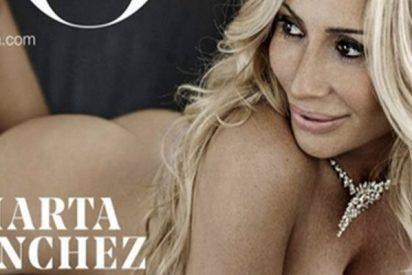 Marta Sánchez y las causas sociales