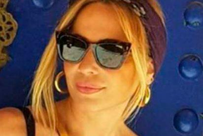Marta Sánchez medita en Marruecos