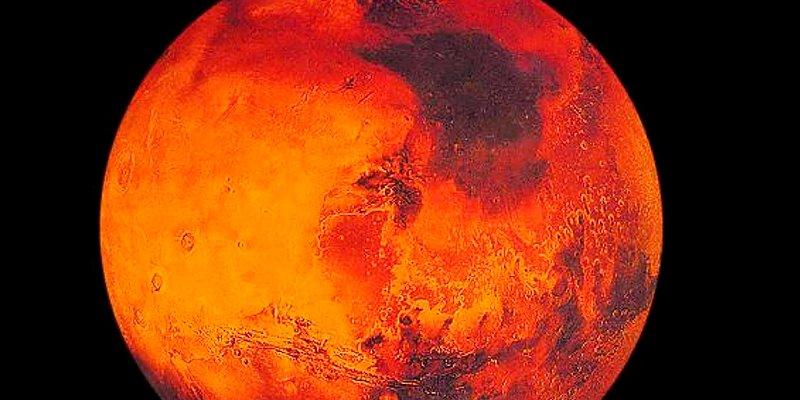 Intriga en Marte: ¿cráter de impacto o supervolcán?