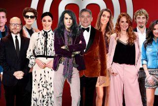 Estos son los famosos que concursarán en la 3ª edición de 'MasterChef Celebrity'