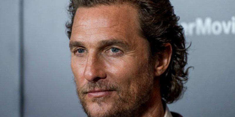 Matthew McConaughey lanzará su propia marca de whisky