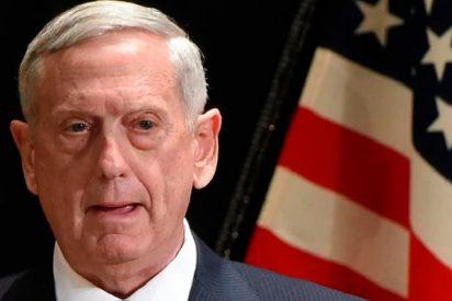 """Mattis: """"No tenemos evidencia de uso de cloro o sarín en Siria"""""""