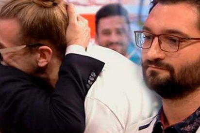 Jaime se queda descabalgado de la semifinal de 'Maestros de la costura'