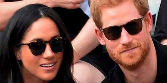 ¿Sabes cuál es el truco del príncipe Enrique de Inglaterra para no pinchar a Meghan Markle con su barba?