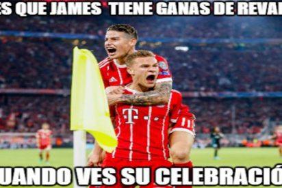 Los hilarantes memes del Bayern-Real Madrid que seguro te van llegar por WhatsApp
