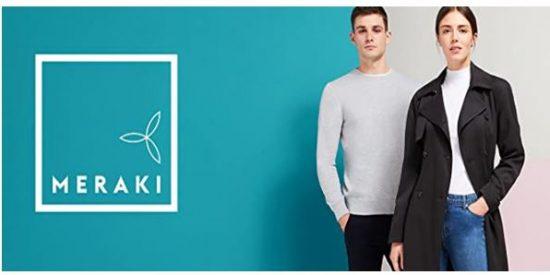 Meraki, los básicos de moda en Amazon