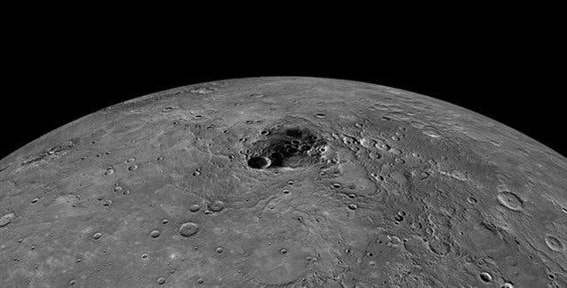 Explicación a inesperados electrones en la cola magnética de Mercurio
