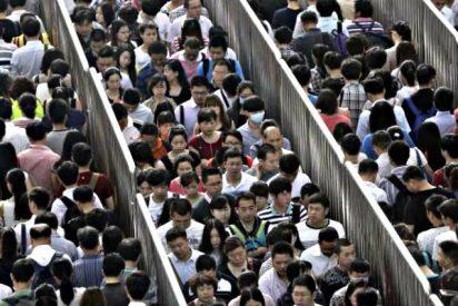 ¿Te parece que tu Metro va muy lleno en hora punta?...Pues echa un vistazo al de Pekín