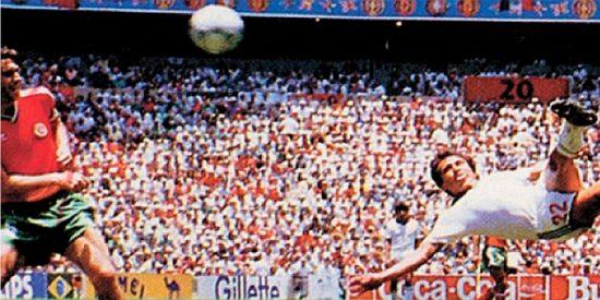 El mejor gol que jamás se ha metido en un Mundial