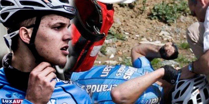 Muere el ciclista Michael Goolaerts tras sufrir un paro cardíaco